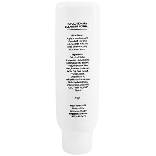 Revolutionary Facial Cleanser Normal